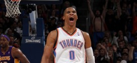 Mix: Russell Westbrook, The Most Explosive Player in the NBA ?