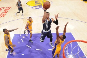 Russell Westbrook et le Thunder profitent de la soirée cauchemar de Kobe Bryant
