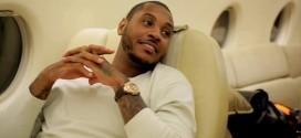 Carmelo Anthony prêt à quitter les Knicks ?