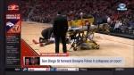 Vidéo : Dwayne Polee II (San Diego State) s'effondre en plein match