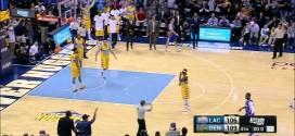 Vidéo: les Clippers ratent trois occasions d'envoyer le match en prolongationen quelques secondes
