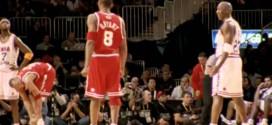 Vidéo: quand Michael Jordan rappelle à Kobe Bryant qu'il a 6 titres