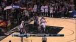 Vidéo: retour sur l'incroyable match Spurs – Grizzlies et l'avalanche de shoots clutchs