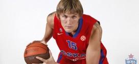 Andrei Kirilenko:C'est probablement ma dernière saison