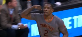 Les highlights du duel Eric Bledsoe (28pts, 13 rbds, 9 asts) – Russell Westbrook (39pts, 14 rbds, 11 asts)