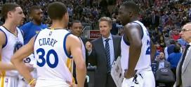 Les Warriors ont donné une leçon de basket aux Raptors