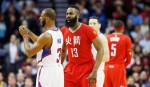 James Harden et Chris paul
