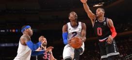 [Interview] John Wall: «Westbrook est vraiment l'un des meilleurs joueurs de la ligue»