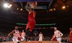 Jr Smith dunk