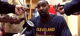 Kendrick Perkins a choisi Cleveland en raison de LeBron James
