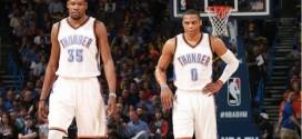 Billy Donovan veut rendre les choses plus faciles à Kevin Durant et Russell Westbrook