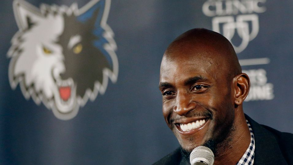 Kevin Garnett minnesota Timberwolves
