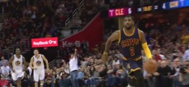 Les highlights du duel Kyrie Irving (24 pts) – Stephen Curry (18 pts, 6 asts)