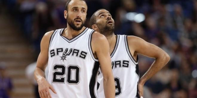 Tony Parker et les Spurs sortent un peu la tête de l'eau