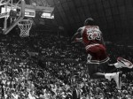Michael Jordan dun contest 1987