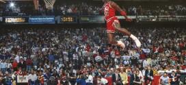 Il y a 27 ans Michael Jordan et Dominique Wilkins se livraientun duel épique au Slam Dunk Constest