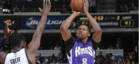 Les Kings de Rudy Gay se payent les Grizzlies