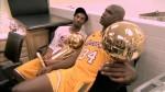 Shaq et Kobe Bryant