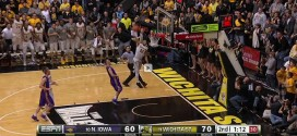 NCAA: l'impressionnant windmill deTekele Cotton