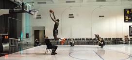 Vidéo: quelques images de l'entraînement de Victor Oladipo pour le Slam Dunk Contest