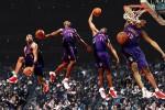 Vince Carter slam dunk constest 2000