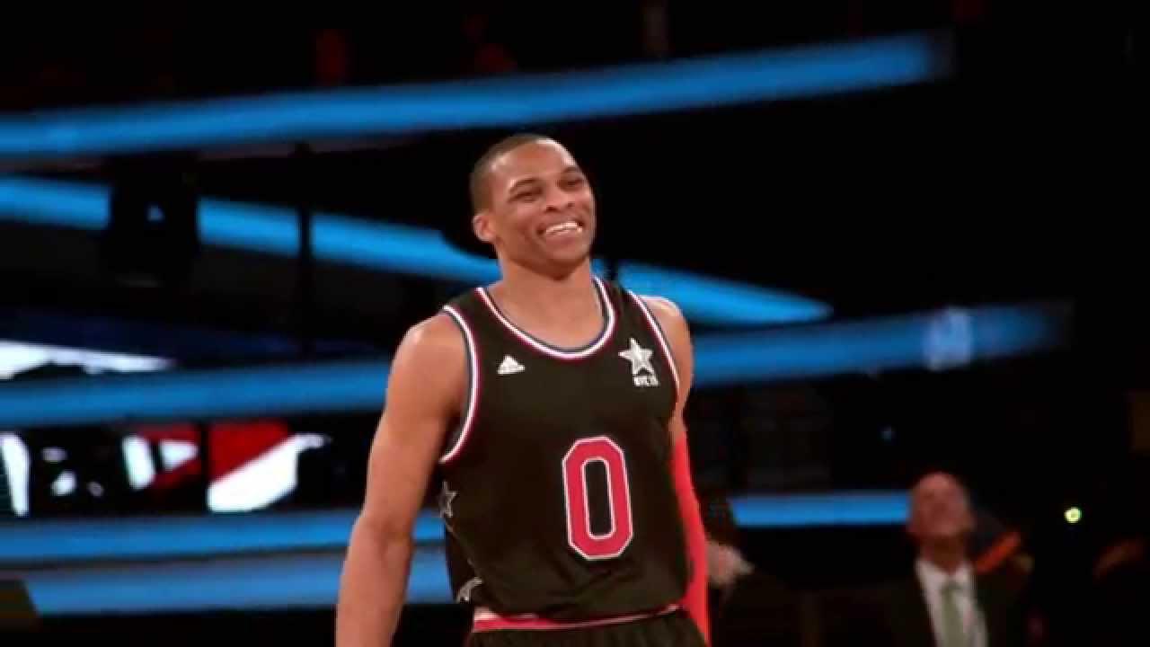 All-Star Game: Les highlights de Russell Westbrook en mode Phantom