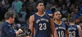 [Interview] Anthony Davis « J'ai encore beaucoup à apprendre »