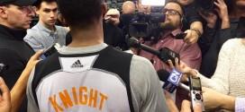 Brandon Knight se voit bien rester à Phoenix
