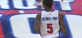 Kentavious Caldwell-Pope cauchemar des Rockets, vaincus à Detroit