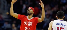 Corey Brewer re-signe aux Houston Rockets