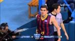 Espagne: l'énorme dunk avec la faute deTomas Satoransky