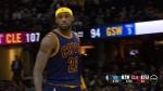 Golden State corrigé par LeBron James (42 pts) et les Cavs