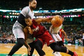 Mené par Hassan Whiteside, le Heat se reprend à Boston