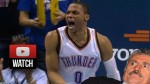 Highlights : 48 pts, 11 passes et 9 rebs pour Russell Westbrook contre New Orleans