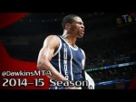 Highlights : les 45 points de Russell Westbrook à New Orleans