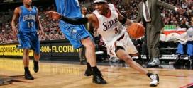 Il y a 10 ans Allen Iverson battait son record en carrière avec 60 points