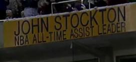 Il y a 20 ans John Stockton devenait le meilleur passeur de l'histoire