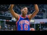 Il y a 26 ans Dennis Rodman compilait 32 points et 21 rebonds