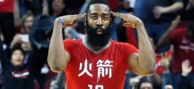 Les highlights du triple-double de James Harden : 31 pts, 11 rebs, 10 passes
