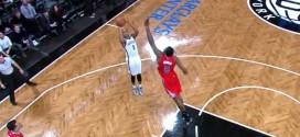Le game winner de Jarrett Jack face aux Clippers !