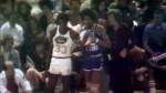 Julius Erving et Dee Brown se remémorent leur victoire au Slam Dunk Contest