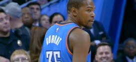 Kevin Durant absent face aux Hawks