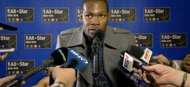 Kevin Durant absent ce soir