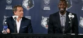Flip Saunders pense que Kevin Garnett peut continuer deux saisons de plus