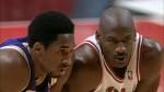 Kobe Bryant:C'est une chose deMichael Jordanjouer mais c'est autre chose de jouer contre lui