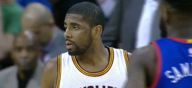 Kyrie Irving absent face aux Rockets