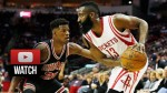 Le highlights du duel James Harden (27 pts) – Jimmy Butler (27 pts)