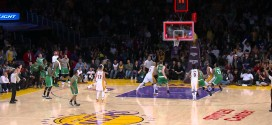 Le shoot au buzzer d'Avery Bradley pour arracher la prolongation