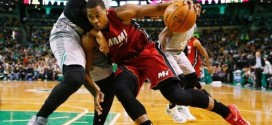 Les highlights de Hassan Whiteside face aux Celtics: 20 points et 9 rebonds en 30 minutes