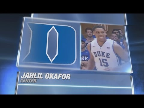 Les highlights de Jahlil Okafor face à Virginia Tech: 30 points à 13/18